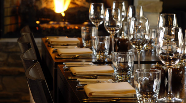 Private Club Dining Room
